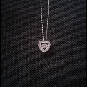 Dancing Heart Pendant